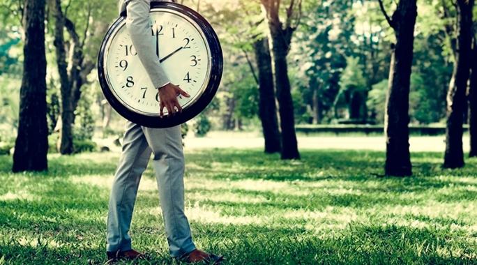 Controlar o tempo de forma excessiva é prejudicial à saúde